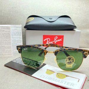 Ray-Ban 3016 Tortoiseshell Green 51mm